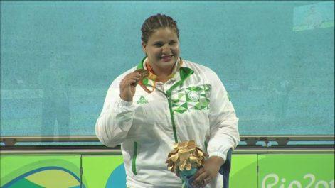 Para-athlétisme/Mondiaux-2019 : Nassima Saifi offre une deuxième médaille d'or à l'Algérie