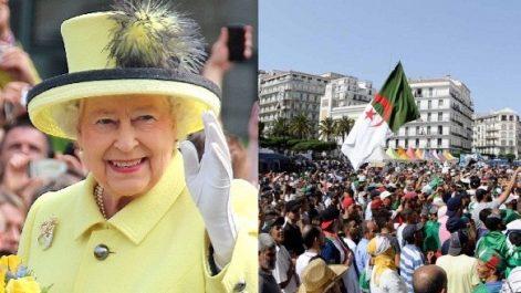 1er Novembre : Le message de la reine Elizabeth II au peuple algérien
