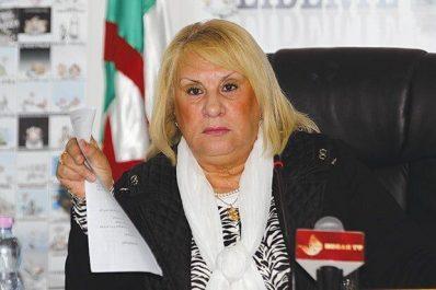 Pour l'avocate Benbraham les porteurs de l'emblème amazigh sont des «criminels»