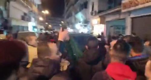 Manifestation nocturne à Alger : Interpellations massives !