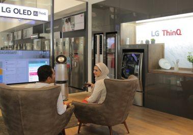 Offrir une nouvelle intelligence pour vivre connectés avec LG ThinQ