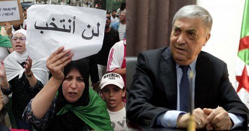 Un manifestant lourdement condamné pour avoir tenté de perturber le meeting de Benflis à El Oued !