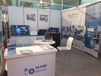 BOMARE COMPANY sous sa marque commerciale Stream System participe à l'Exposition Spécifique dédiée aux produits algériens au Gabon