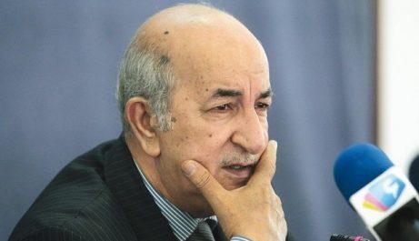 Coup dur pour le candidat Abdelmadjid Tebboune !