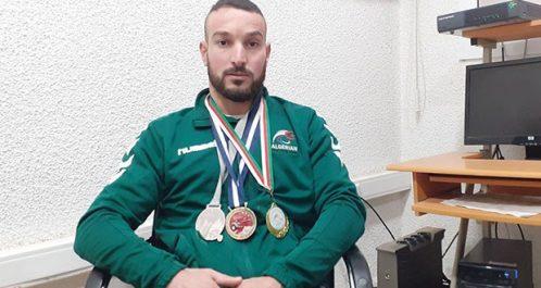 Walid Ferhat, champion mondial en lancer du disque : Une pépite sportive ignorée par les autorités