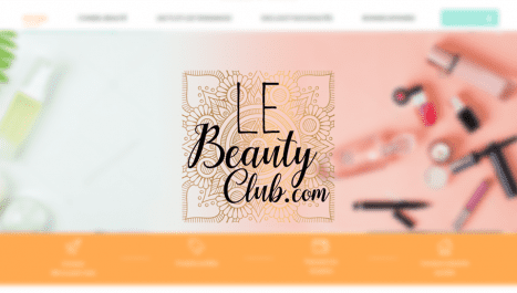 Le E-shop soins et beauté n'en finit pas de séduire : Le Beauty-Club.com offre des remises exceptionnelles pour le Black Friday