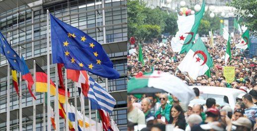 Débat sur la situation politique en Algérie au Parlement européen !