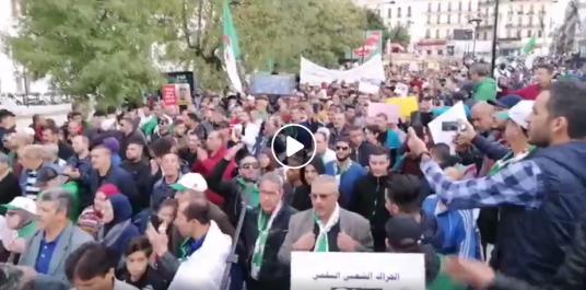 38e vendredi | Tsunami de manifestants à Constantine