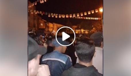Marche nocturne à Boumerdes contre la présidentielle du 12 décembre
