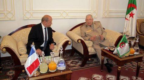 Le Ministre des Affaires étrangères Français s'exprime sur la situation politique en Algérie