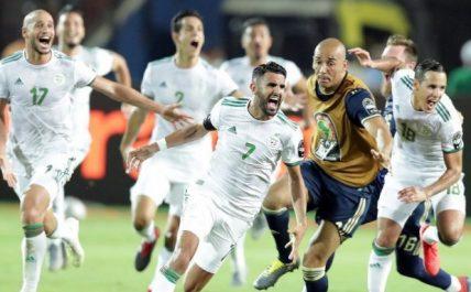 L'Algérie gagne 3 places au classement FIFA