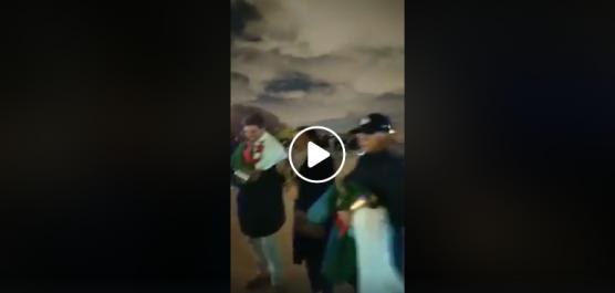 Des coups de mortier à Paris en solidarité avec les détenus du Hirak