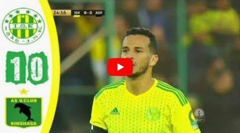 Vidéo | La JSK s'impose face à Vita Club : Résumé du match