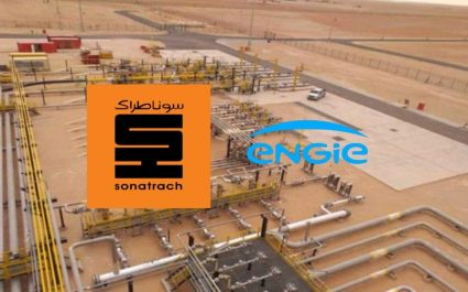Gaz : Signature d'accords entre Sonatrach et le français ENGIE