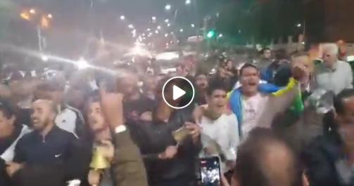 Rassemblement de soutien aux détenus d'opinion à Béjaïa