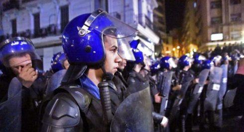 Alger en «état de siège» à quelques heures de l'élection présidentielle