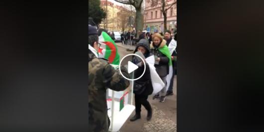 Vidéo | Le vote des «Hirakistes» en Allemagne