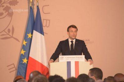 Macron: le colonialisme est «une erreur profonde et une faute de la République»