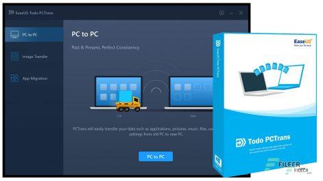 EaseUS Todo PCTrans: transférer vos fichiers vers un autre ordinateur windows