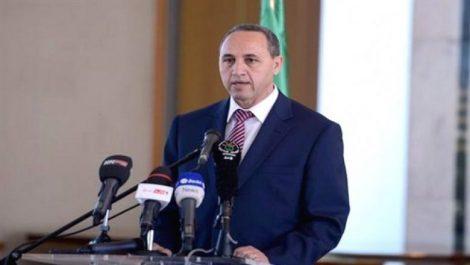 Le FLN soutient officiellement Azzedine Mihoubi