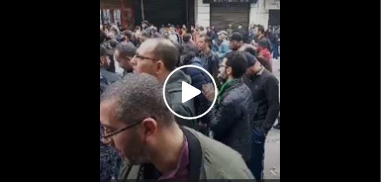 Vidéo | Maintien de la mobilisation populaire pour ce 43e vendredi du Hirak