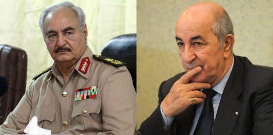 Un ministre libyen : « Si Tripoli tombe, Alger tombera aussi »