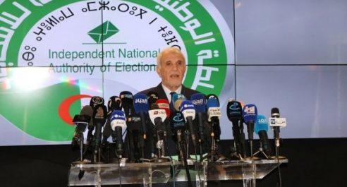 L'ANIE révèle le taux final de participation à la présidentielle