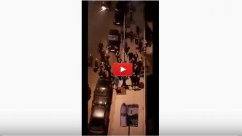 🔴 Vidéo | Bagarre entre Cherif Mellal et des supporteurs au Maroc