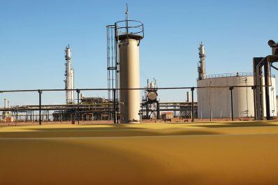 Une entreprise espagnole pour la construction d'une nouvelle raffinerie à Hassi Messaoud.