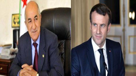 La réponse de Tebboune à Emmanuel Macron