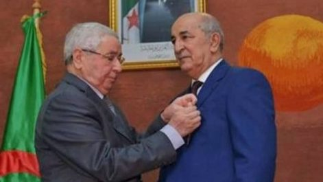 🔴Urgent | Abdelmadjid Tebboune est élu président