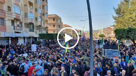 48e vendredi | Raz de marée humain à Béjaia