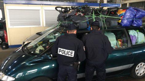 Un réseau de trafiquants démantelé en France, des voitures volées expédiées en Algérie