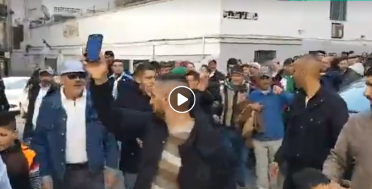 48e vendredi : Chasse aux manifestants à Alger