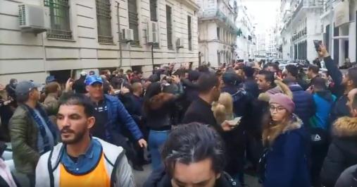 Les manifestants arrêtés le 48e vendredi à Alger libérés
