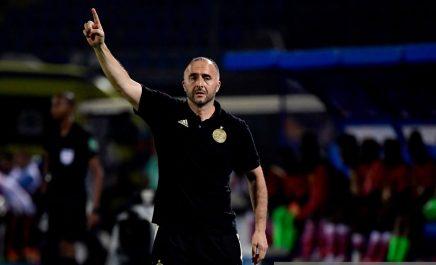 CAF Awards 2019 : Belmadi meilleur entraîneur de l'année