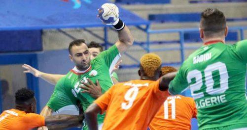 CAN Handball 2020 : Les résultats de la troisième journée