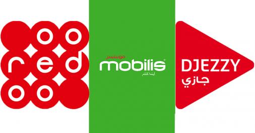 Le nombre d'abonnés du téléphone mobile en baisse, Ooredoo à la dernière place