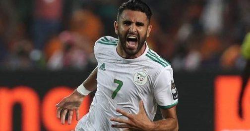 Riyad Mahrez élu meilleur joueur maghrébin de l'année 2019