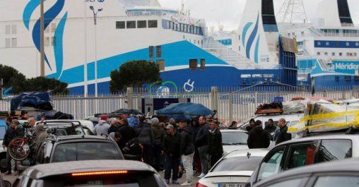 France : Des centaines d'algériens bloqués à Marseille