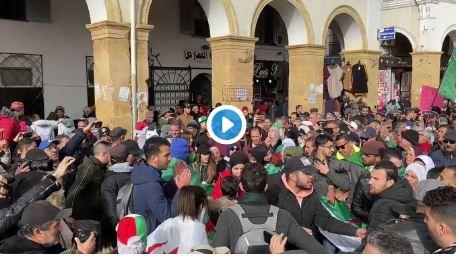 🔴 Vidéo | Début du 48e Mardi des étudiant à Alger