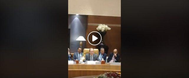 🔴 Vidéo | Début des travaux de la réunion des MAE des pays voisins de la Libye à Alger