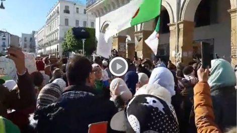 🔴 Vidéo | 47e Mardi des étudiants à Alger