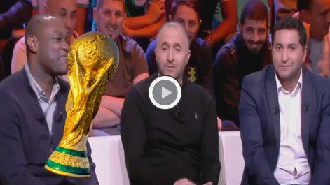 🔴 Vidéo | Djamel Belmadi parle de ses ambitions pour la coupe du monde 2022