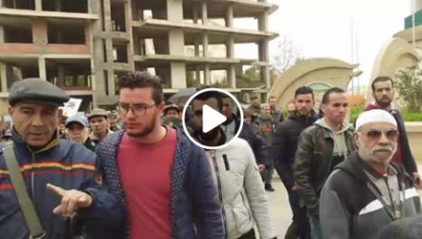 🔴Vidéo | 48e Mardi: Les étudiants  de Bouira fidèles au rendez-vous
