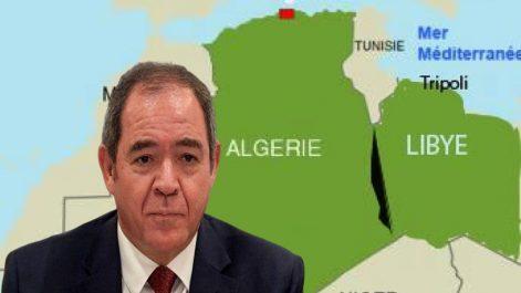 L'Algérie rejette toute ingérence étrangère en Libye