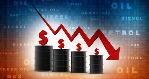 Le pétrole poursuit sa baisse