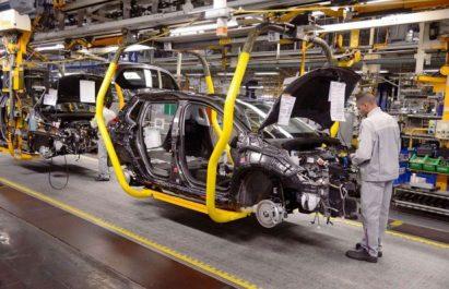 L'activité industrielle du secteur privé en baisse