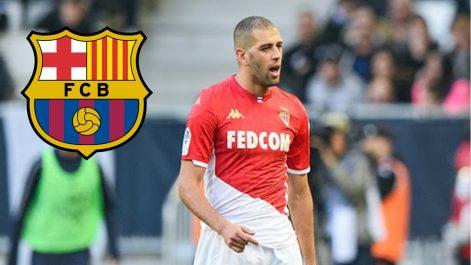 Islam Slimani n'ira pas au FC Barcelone