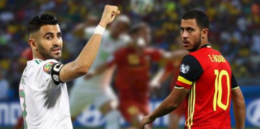 Algérie : Vers un match amical contre la Belgique à Bruxelles